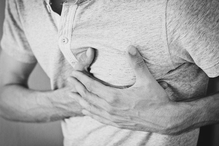 Cardiac arrest warning signs