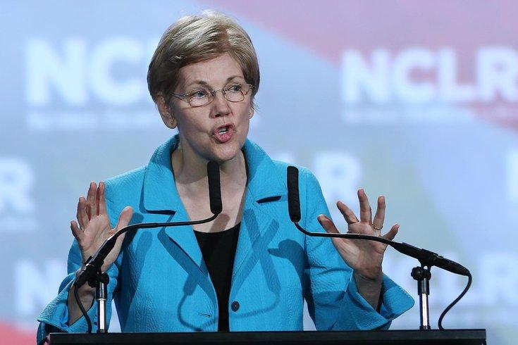 Warren Campaign Opens Philadelphia