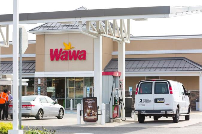 wawa diesel fuel theft