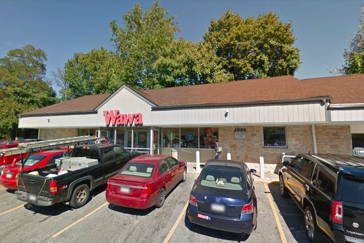 wawa radnor sugartown rd