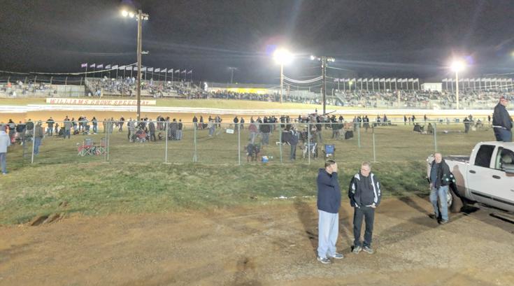 Williams Grove Speedway death