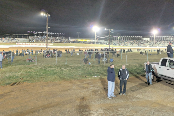 Williams Grove Speedway death
