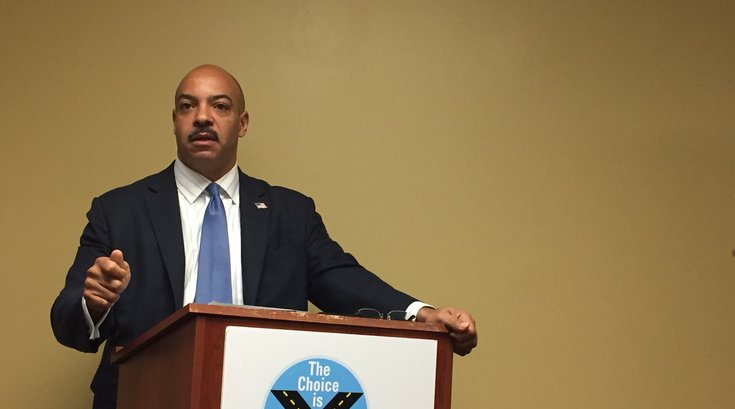 Seth Williams Choice is Yours