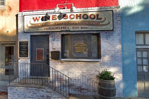 Wine School Philadelphia classes
