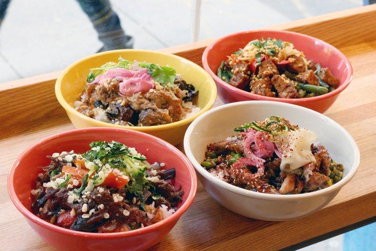 Wok Street bowls