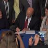 wolf signs marijuana bill