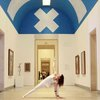 Yoga at the PMA