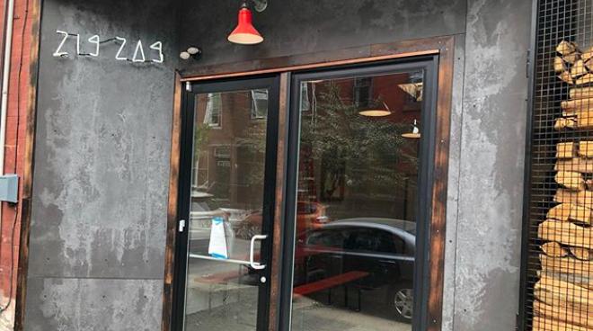 zig zag restaurant opening